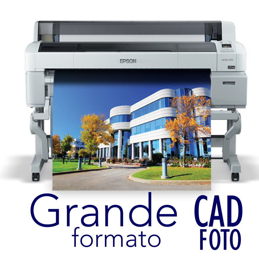 Stampa file CAD   POSTER